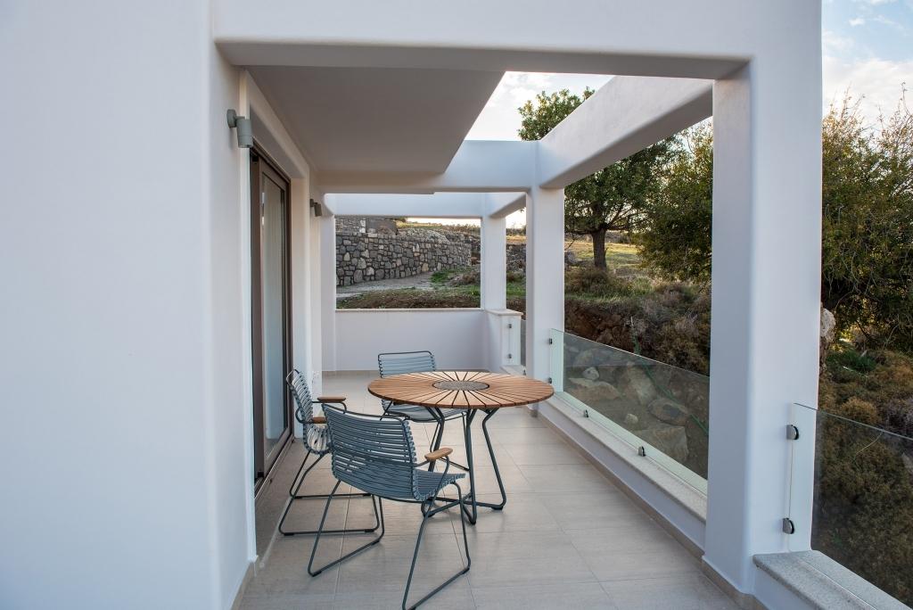 Milelja-Serenity premium balcony