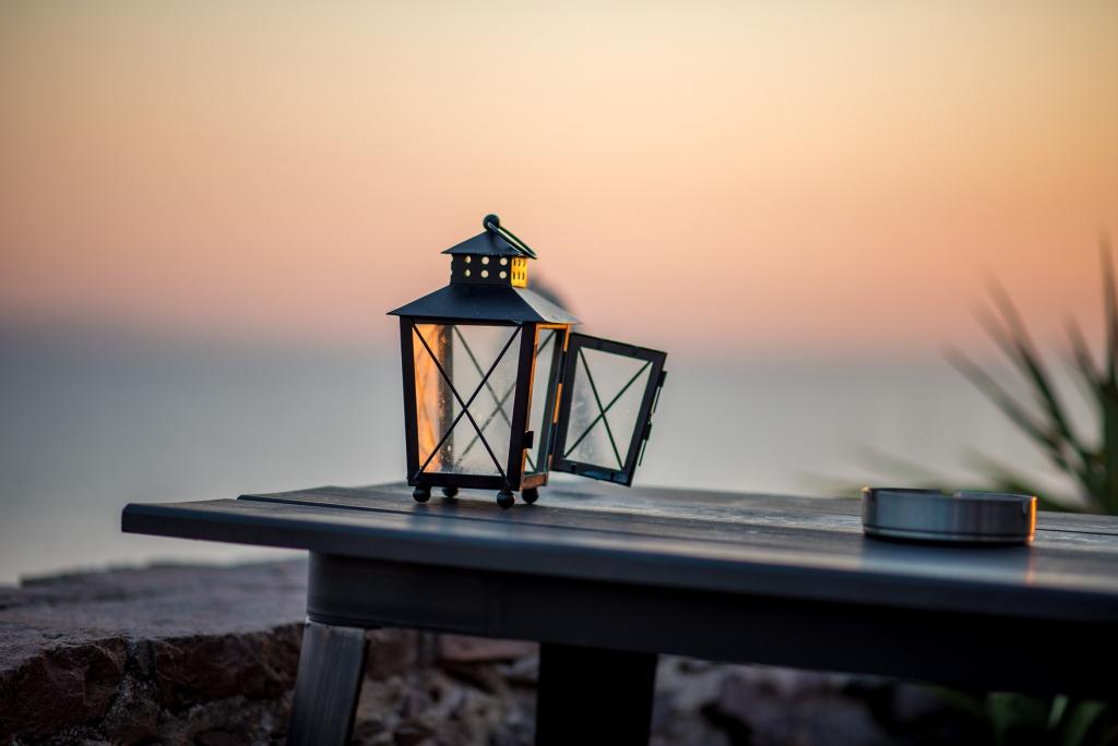 Molyvos lantern