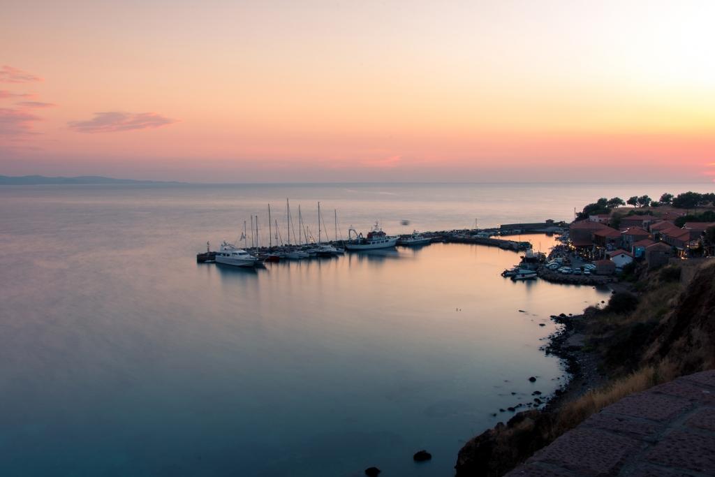 Milelja-Serenity Molyvos Sunset